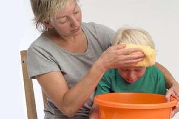 Что делать при отравлении детским линексом