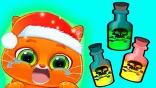 Химикаты смертельно опасны для котят