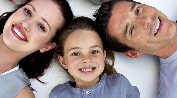 Здоровая семья
