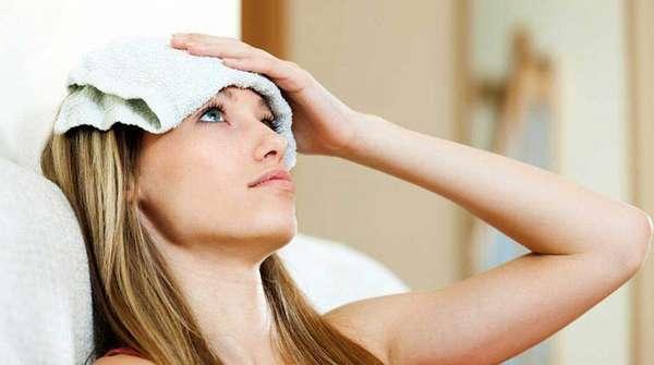 Головокружение при менструации