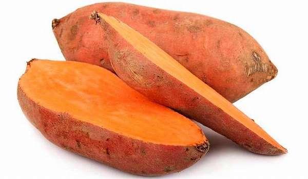 Сладкий картофель Батат vitamin A