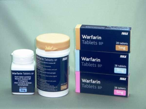 Отравление варфарином, симптомы отравления