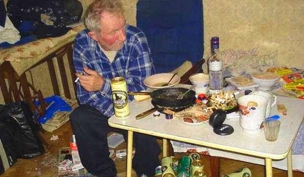 Алкоголики теряют цинк