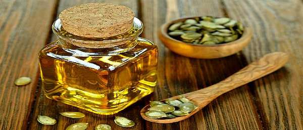 Тыквенное масло и семечки