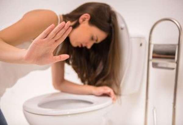 Как облегчить боль от рвоты