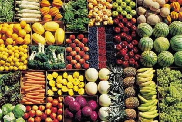 Особенности питания по 1 группе крови с положительным резусом, основная таблица продуктов и характеристики по диете