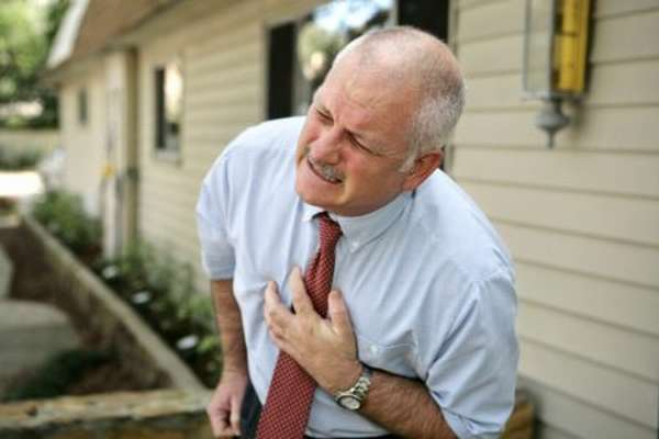 Что предпринять при одновременном возникновении болей в спине и болей в сердце?