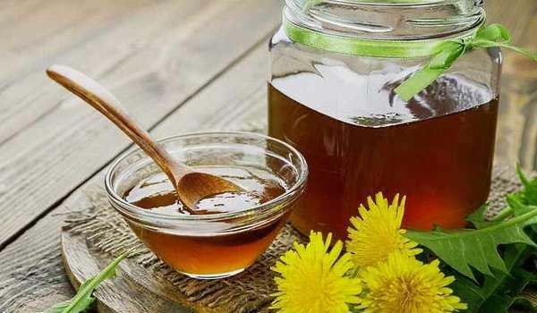 Мед из одуванчика