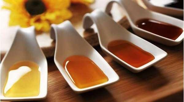 Разнообразие меда