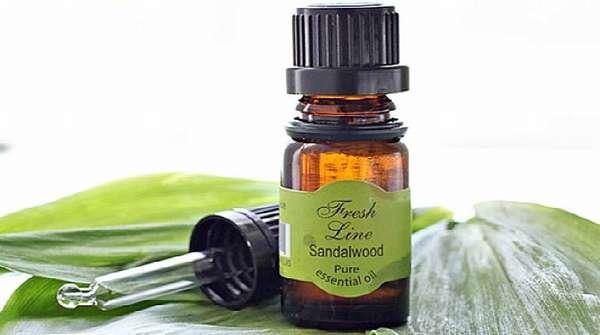 Аптечное масло сандалового дерева
