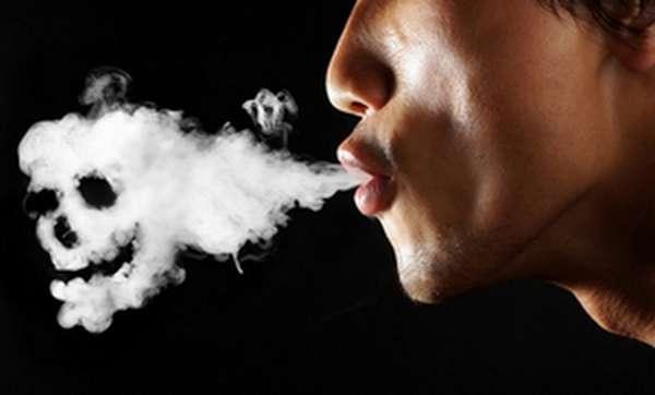 Горечь во рту от никотина