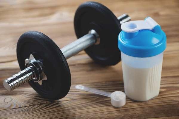 Зачем пьют протеиновые коктейли