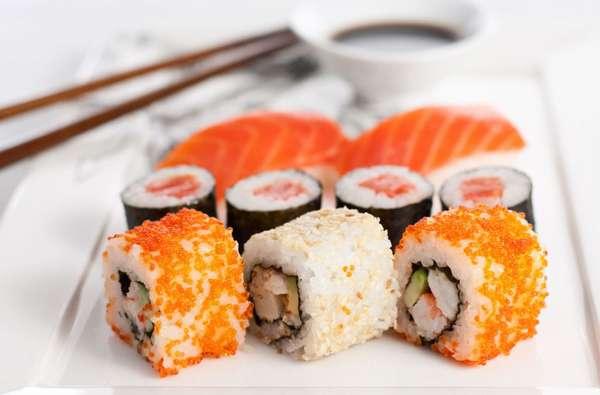 Причины отравления суши