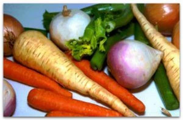 Овощи вызывающие горький вкус во рту