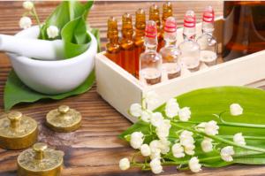 В медицине используются цветы и листья ландыша