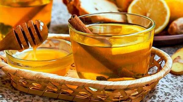 Волшебный напиток из меда и корицы