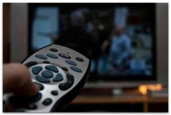 Выключить телевизор