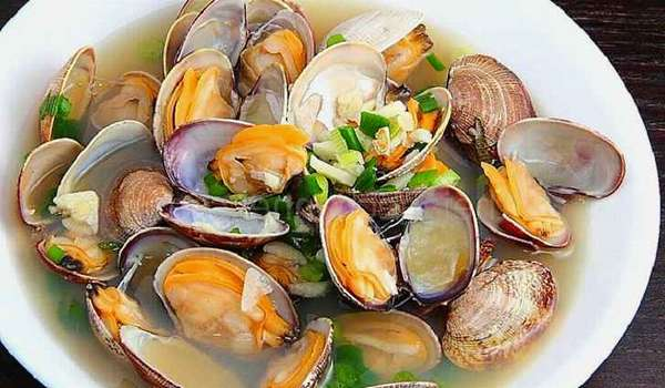 Моллюски, богатые витамином В12