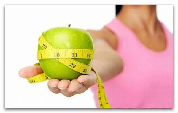 Яблоко в борьбе с лишним весом
