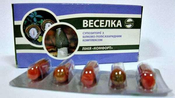 Таблетки содержащие гриб аеселка