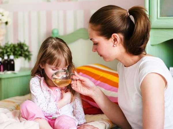 Пищевые отравления у детей: причины и диета после интоксикации