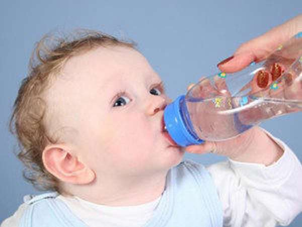Малыш должен много пить