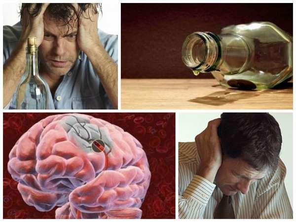 Частые причины энцефалопатии