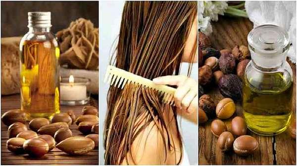Влияние арганового масла на волосы