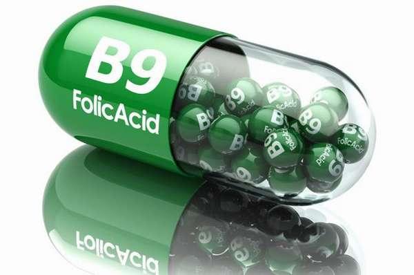 Фолиевая кислота передозировка