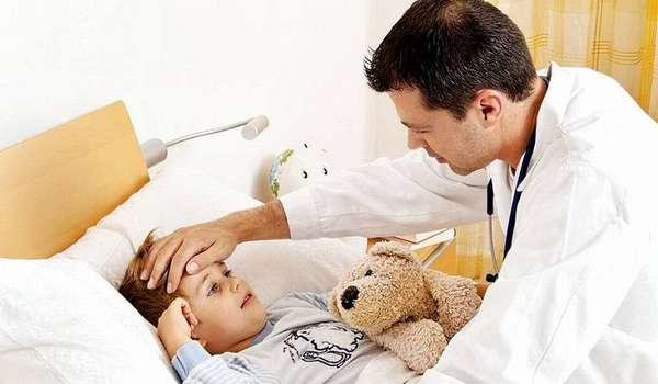 Почему дети часто болеют
