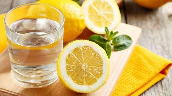 Противопоказания к применению средств на основе лимона