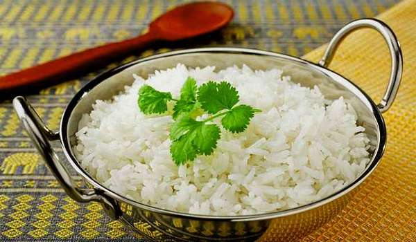 Белый рис содержит плохие углеводы