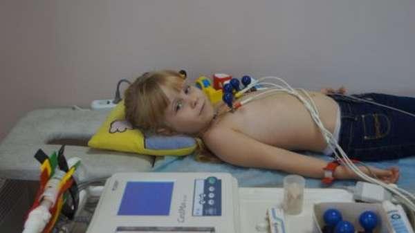 Расшифровка ЭКГ ребенка, правила проведения диагностики, подготовка