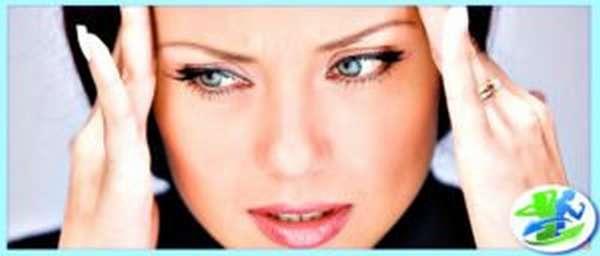 У женщины дергаются глаза