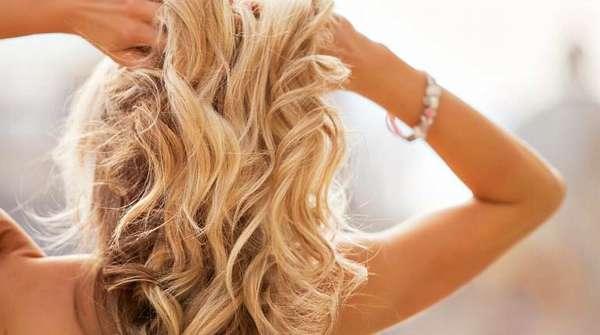 Светлый волос