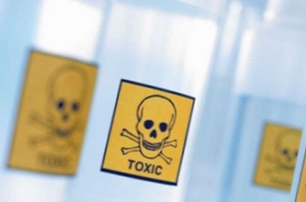 Отравление химикатами