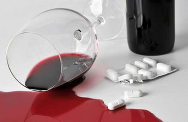 Энтерофурил и алкоголь