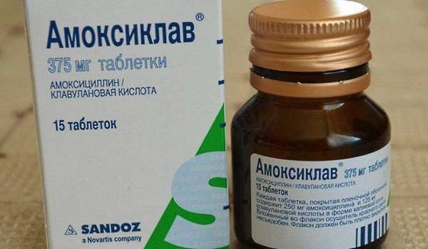 Антибиотики при аднексите