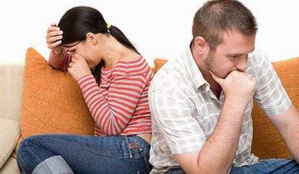 Как влюбленные переживают расставание
