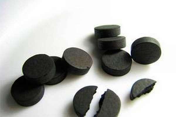 Уголь при отравлении