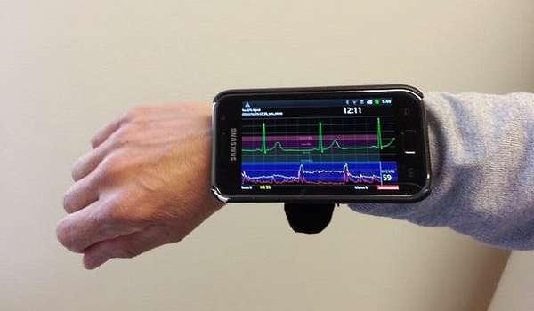 Приложение для смартфонов обеспечивает раннее выявление сердечной аритмии