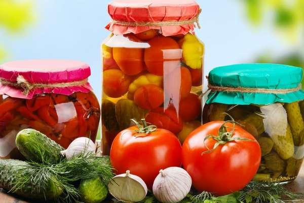 В каких продуктах встречается ботулизм?