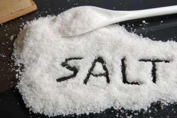 Влияние поваренной соли на свиней