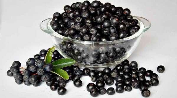 Тарелка черноплодки