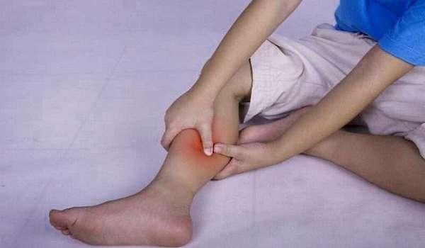 Симптомы ночных судорог в ногах