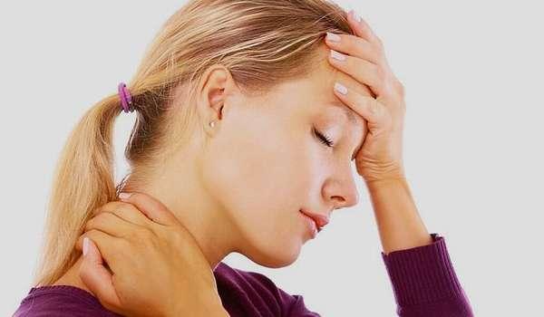 Симптомы аденоидов - головная боль