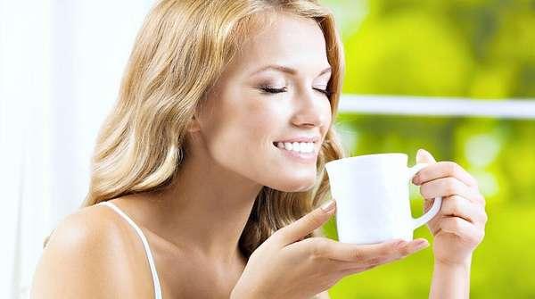 Вкусный лечебный чай