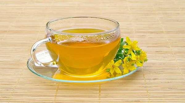Чай из травы Святого Джона