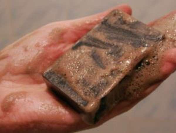Дегтярное мыло может стать причиной зуда
