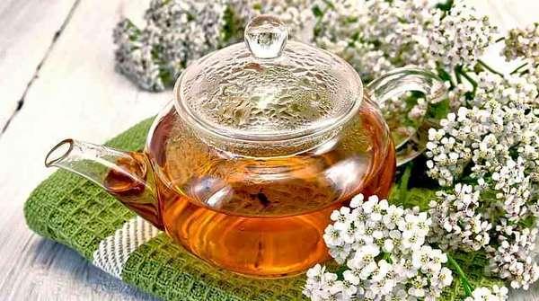Чай при зуде кожи